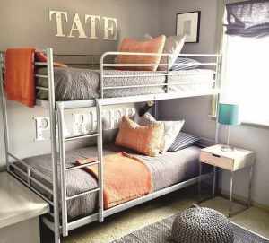18 Boys Bunk Bed Room Ideas – 4 Important Factors In Choosing A Bunk Bed 23