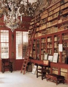 18 Fantastic Floor To Ceiling Bookshelves With Ladder 29