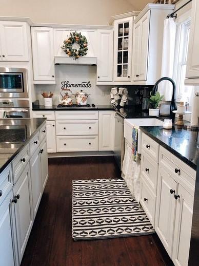 18 Farmhouse Kitchen Ideas On A Budget 11