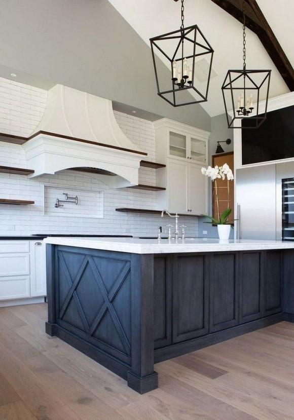 18 Farmhouse Kitchen Ideas On A Budget 14
