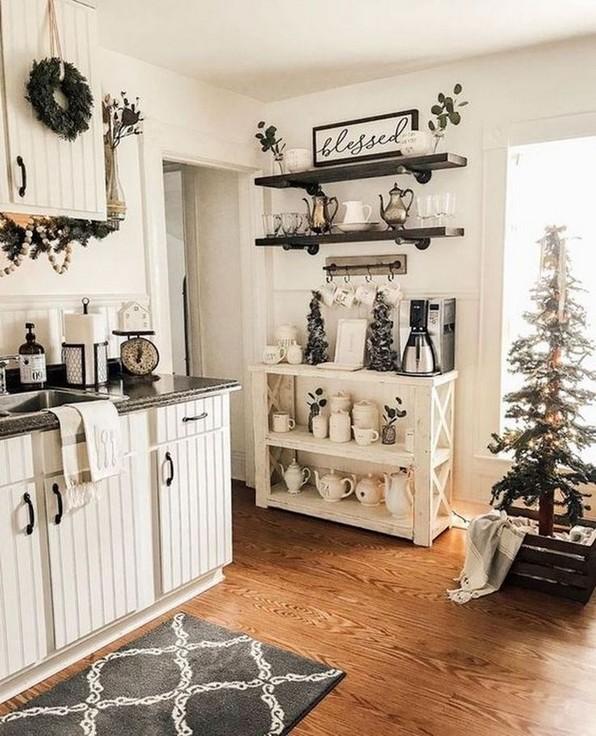 18 Farmhouse Kitchen Ideas On A Budget 18