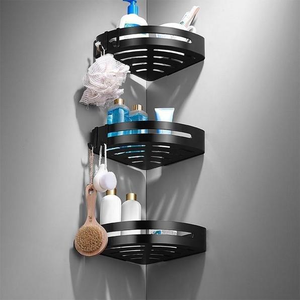 18 Luxury Corner Shelves Ideas 06