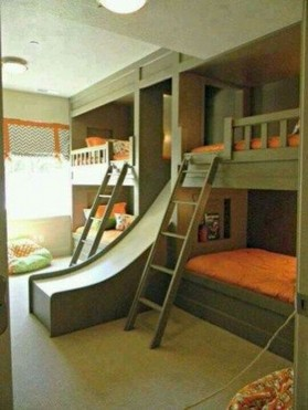 18 Most Popular Kids Bunk Beds Design Ideas 16
