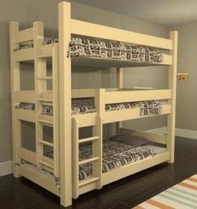 18 Most Popular Kids Bunk Beds Design Ideas 18