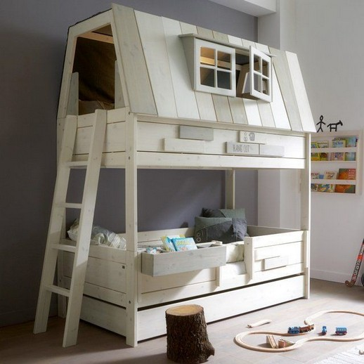 18 Most Popular Kids Bunk Beds Design Ideas 19