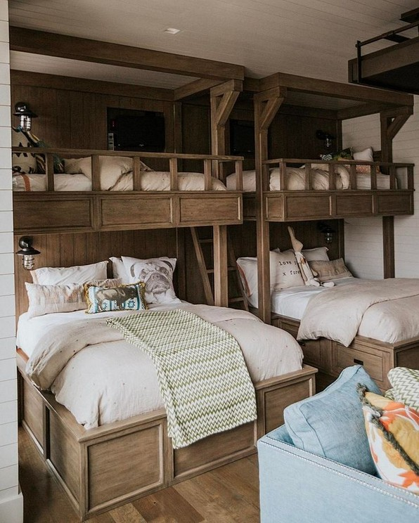18 Nice Bunk Beds Design Ideas 20