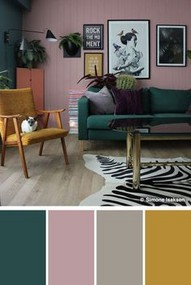 18 Popular Living Room Colors To Inspire Your Apartment Decoration 04