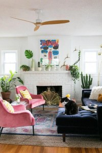 18 Popular Living Room Colors To Inspire Your Apartment Decoration 06