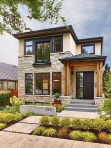 18 Top Choices Beautiful Modern 2 Story House 14