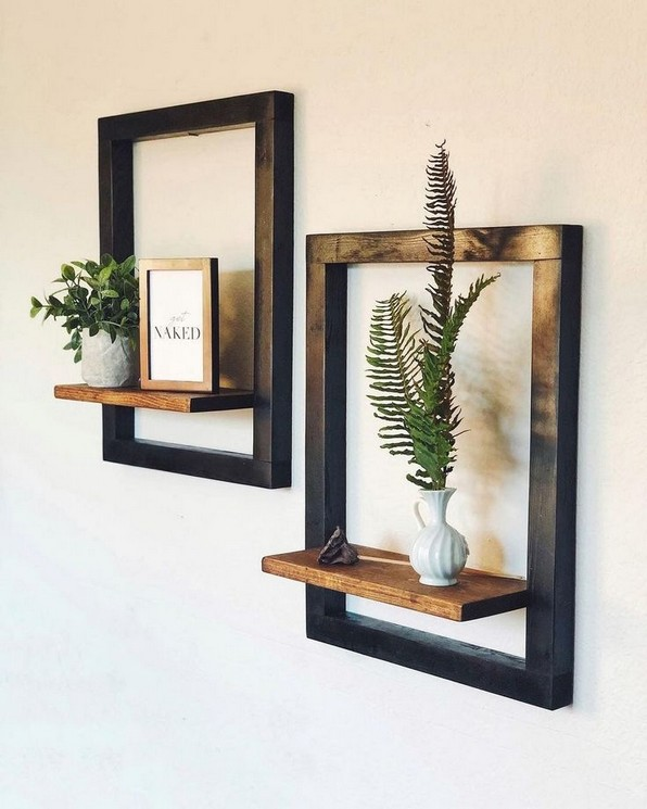 18 Top Choices Wood Wall Shelf 01