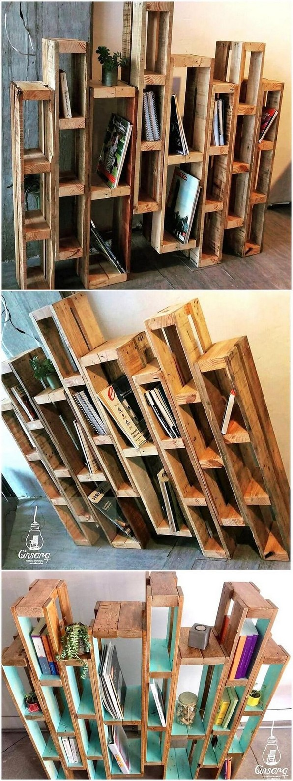 19 Amazing Bookshelf Design Ideas – Essential Furniture In Your Home 01