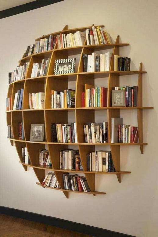 19 Amazing Bookshelf Design Ideas – Essential Furniture In Your Home 14