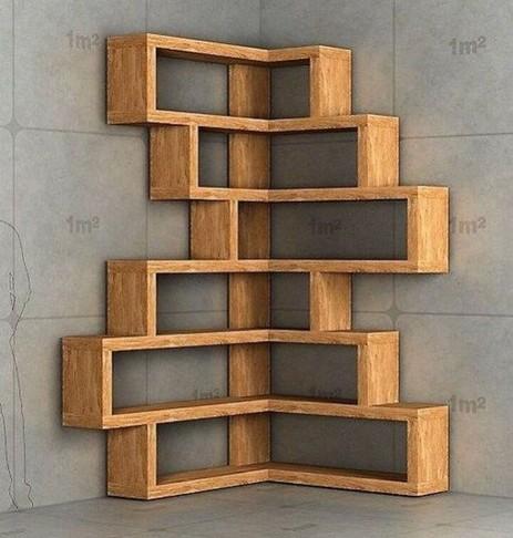 19 Best Of Corner Shelves Ideas 05
