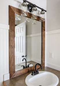 19 Great Bathroom Mirror Ideas 06