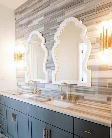19 Great Bathroom Mirror Ideas 15