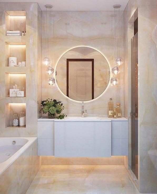19 Great Bathroom Mirror Ideas 22