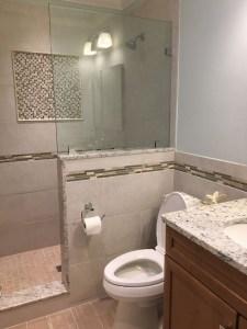 19 Pleasurable Master Bathroom Ideas 10