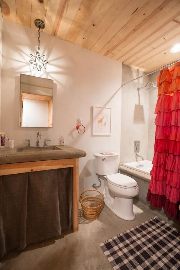 19 Pleasurable Master Bathroom Ideas 28