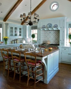 19 Rural Kitchen Ideas For Small Kitchens Look Luxurious 06
