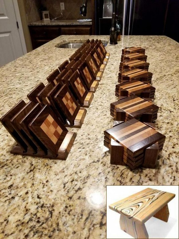 19 Small Wood Projects – How To Find The Best Woodworking Project For Beginners 06