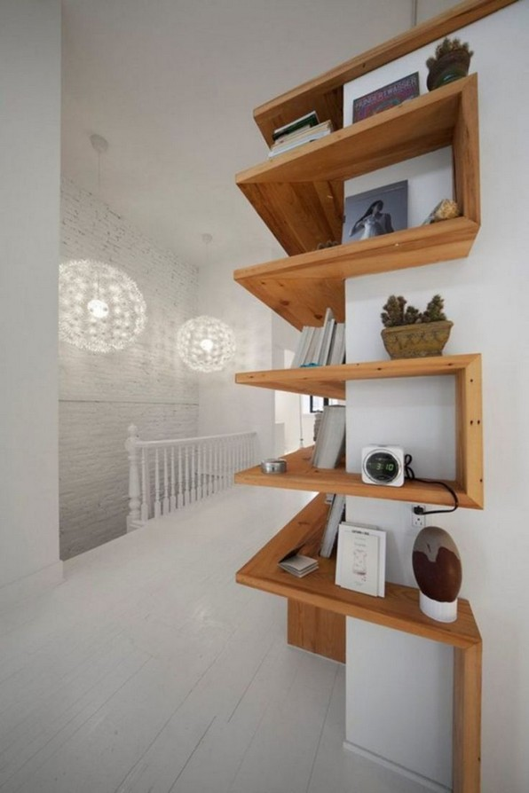 19 Unique Bookshelf Ideas For Book Lovers 02