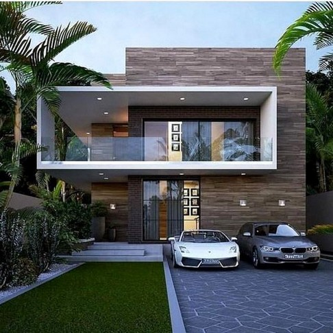 20 Beautiful Modern House Designs Ideas 08