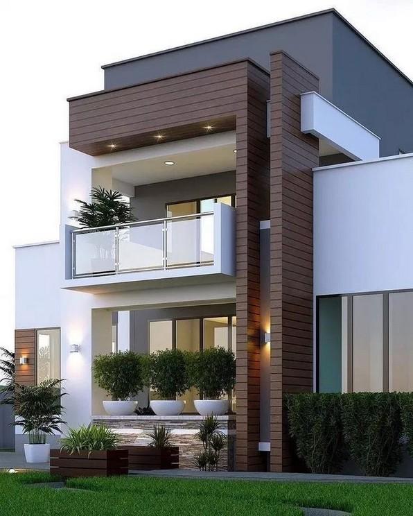 20 Beautiful Modern House Designs Ideas 13