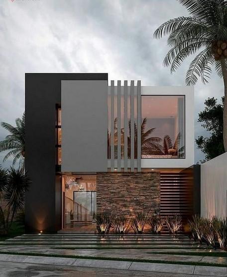 20 Beautiful Modern House Designs Ideas 18