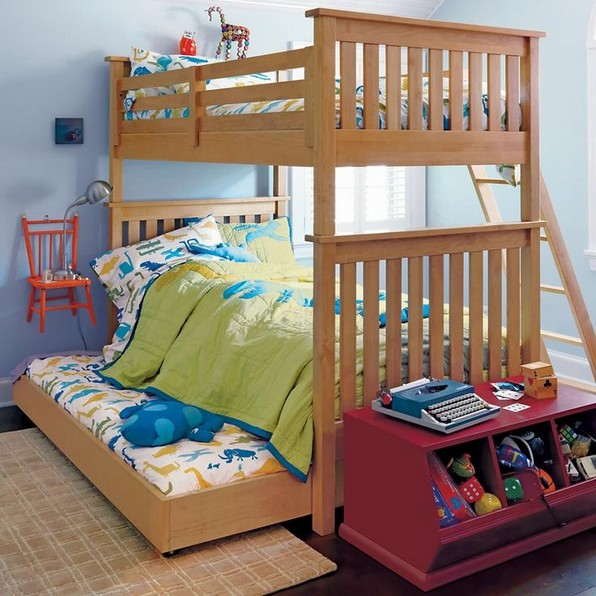 20 Most Popular Kids Bunk Beds Design Ideas 14