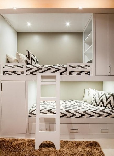 20 Most Popular Kids Bunk Beds Design Ideas 22