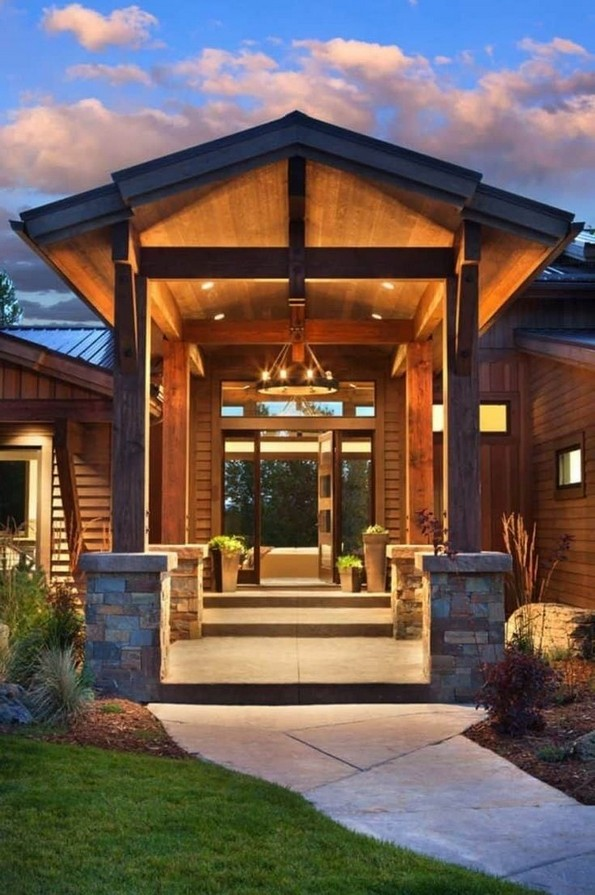 15 Best Rustic Mountain Home Plans 16 2