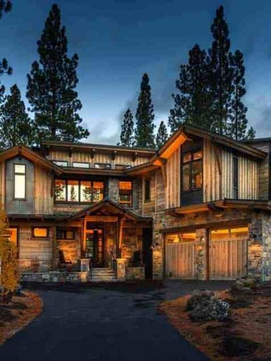 15 Best Rustic Mountain Home Plans 22 1