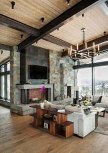 15 Luxury Contemporary Mountain Home Floor Plans 13