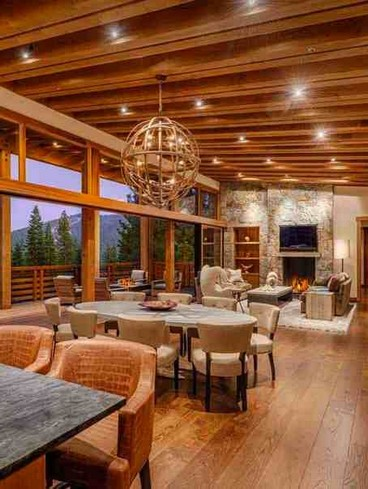 15 Luxury Contemporary Mountain Home Floor Plans 18