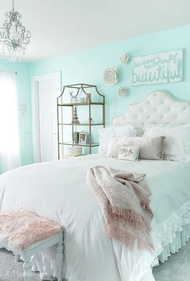 15 Teen's Bedroom Decorating Ideas 10