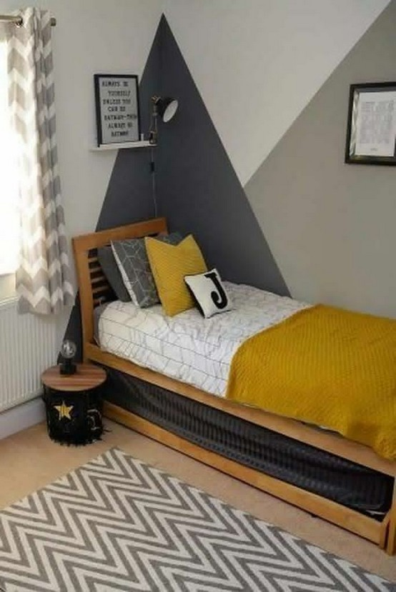 15 Teen's Bedroom Decorating Ideas 19