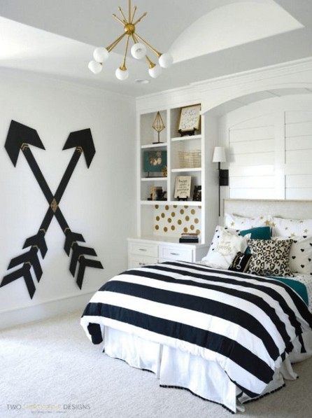 16 Awesome Teens Bedroom Decorating Ideas 02