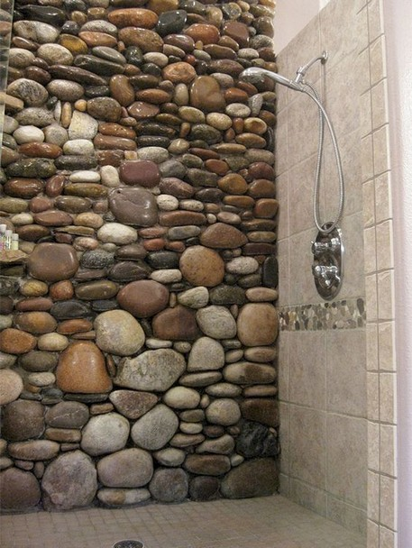 16 Best Rock Shower Ideas 21