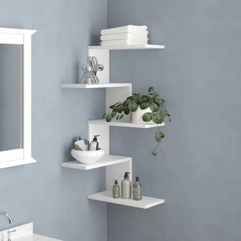 16 Models Wood Shelving Ideas For Your Home 11