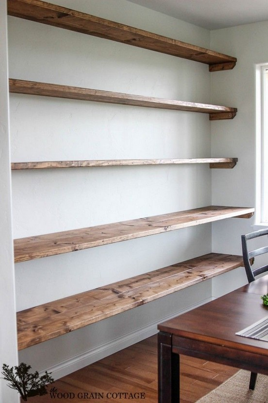 16 Models Wood Shelving Ideas For Your Home 14 1