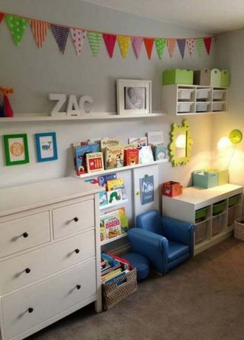 17 Awesome Bedroom Boy And Girl Decorating Ideas 07