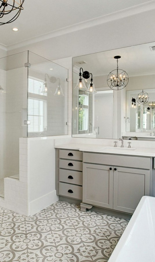 18 Amazing Bathroom Remodel Ideas 18