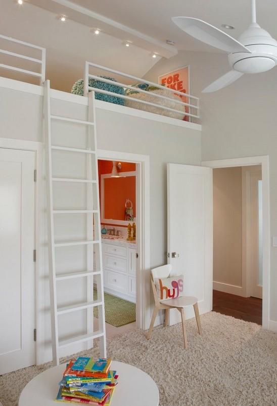 18 Best Of Loft Bedroom Teenage Decoration Ideas 01
