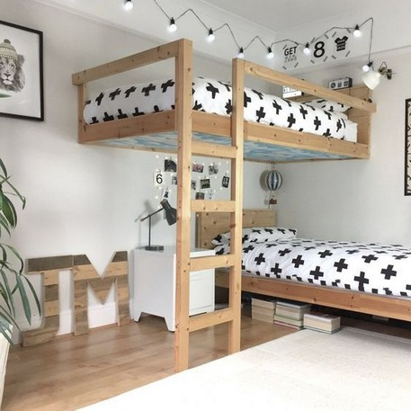 18 Ideas For Fun Children's Bunk Beds 22