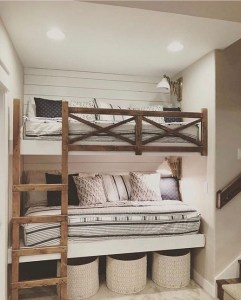 19 Amazing Bunk Bed Styles 22