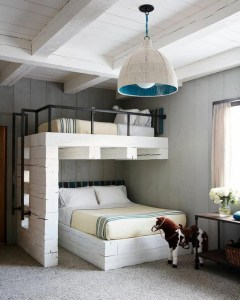 19 Amazing Bunk Bed Styles 28