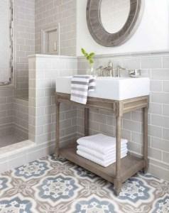 19 Beautiful Bathroom Tile Ideas For Bathroom Floor Tile 12
