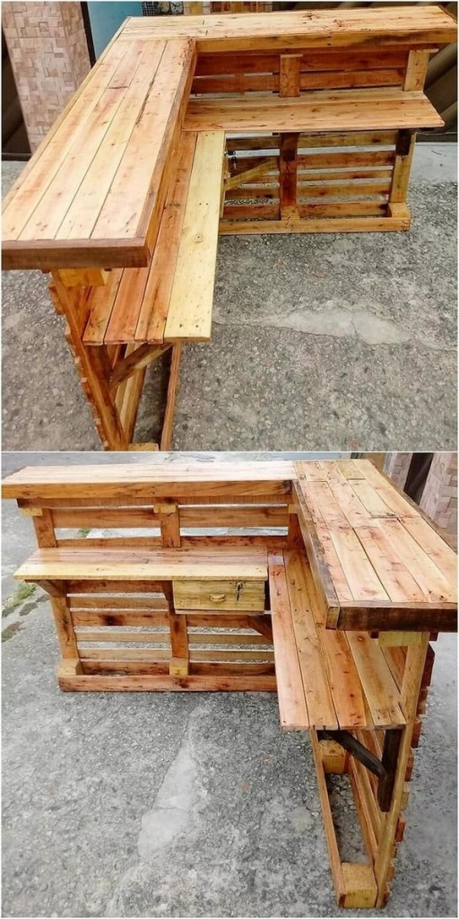 19 Most Populars Pallet Wood Projects Diy 12