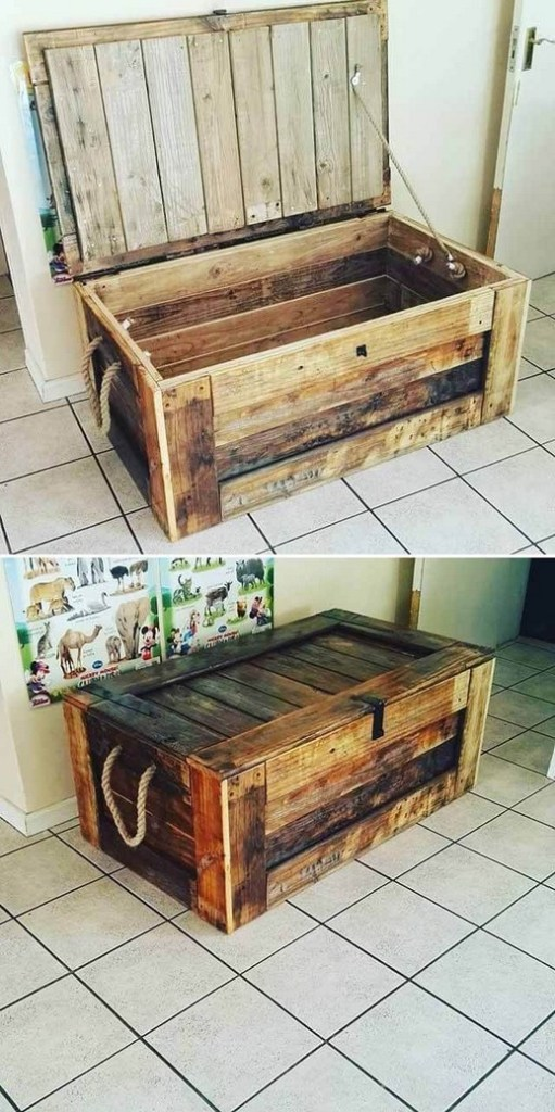 19 Most Populars Pallet Wood Projects Diy 14