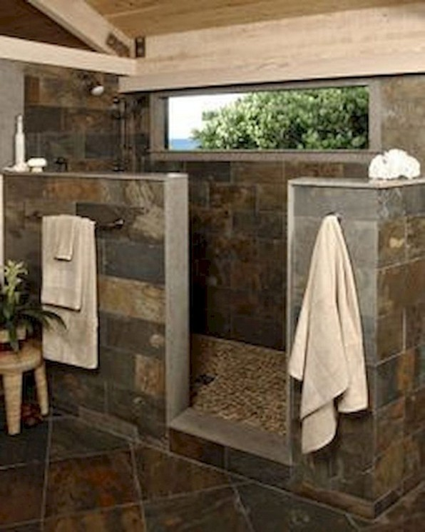 20 Beautiful Bathroom Shower Decoration 05